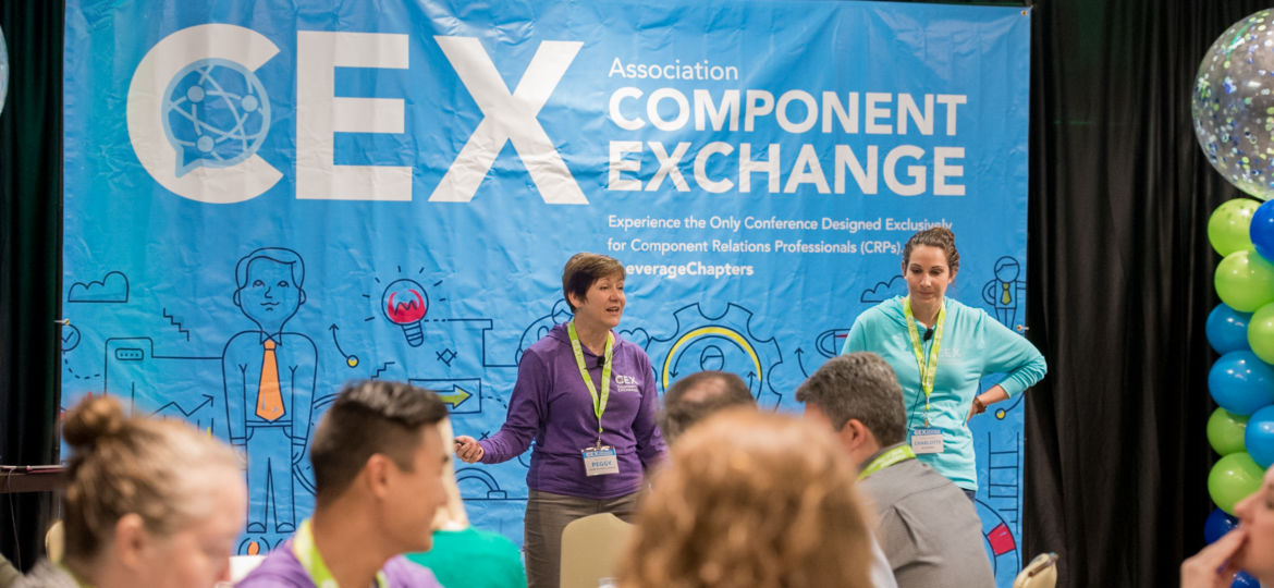 10 Reasons to Attend CEX: the Association Component Exchange