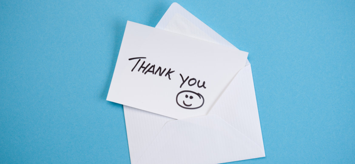 Creative Ways to Say Thanks to Your Volunteers