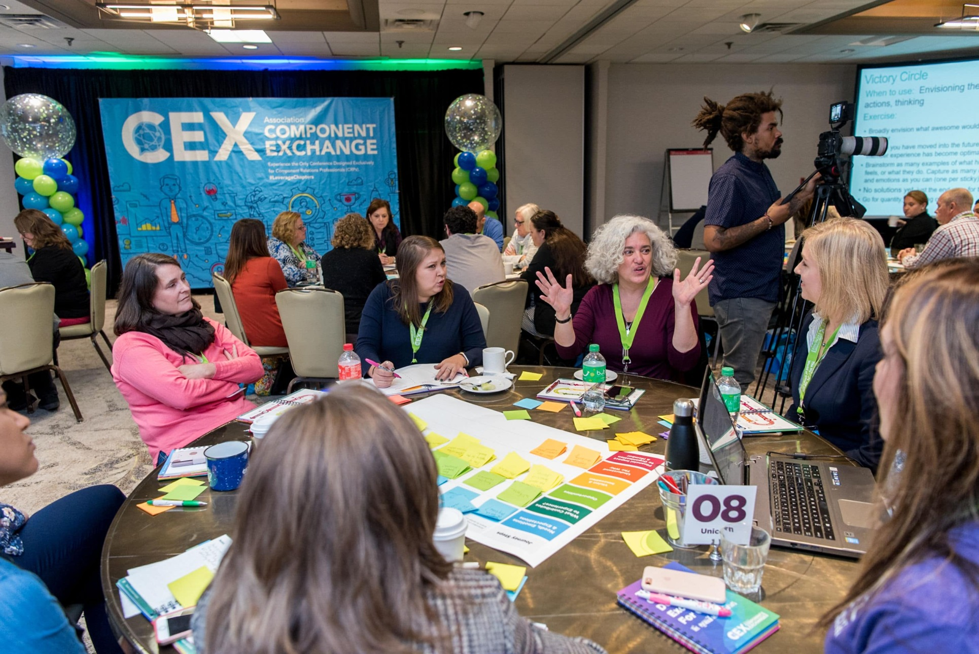 CEX: Vision and Innovation