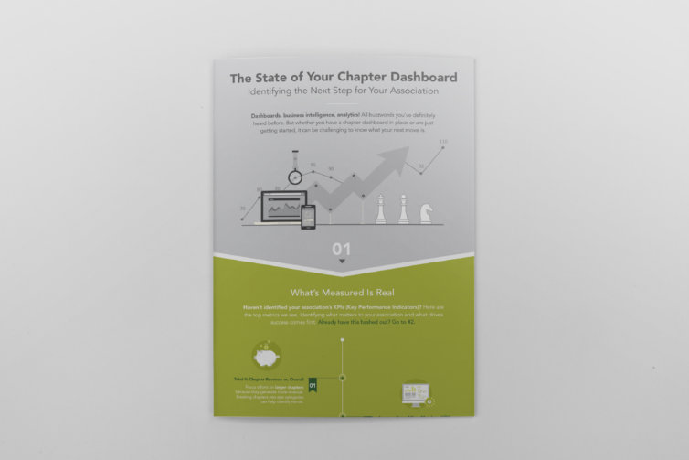 State of Your Chapter Dashboard